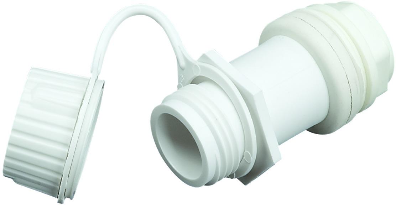 Igloo 24011 Drain Plug Threaded White