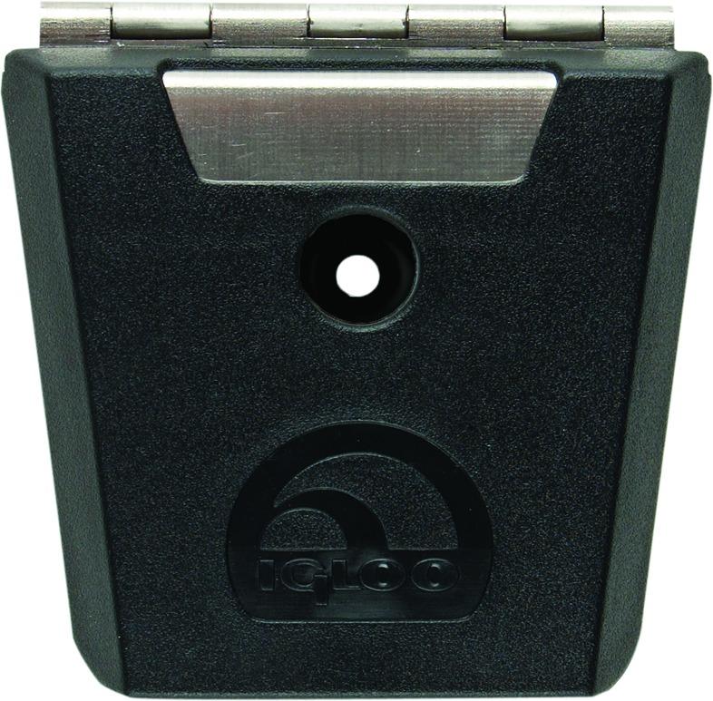 Igloo 24029 Latch-Hybrid Stainless/ Plastic