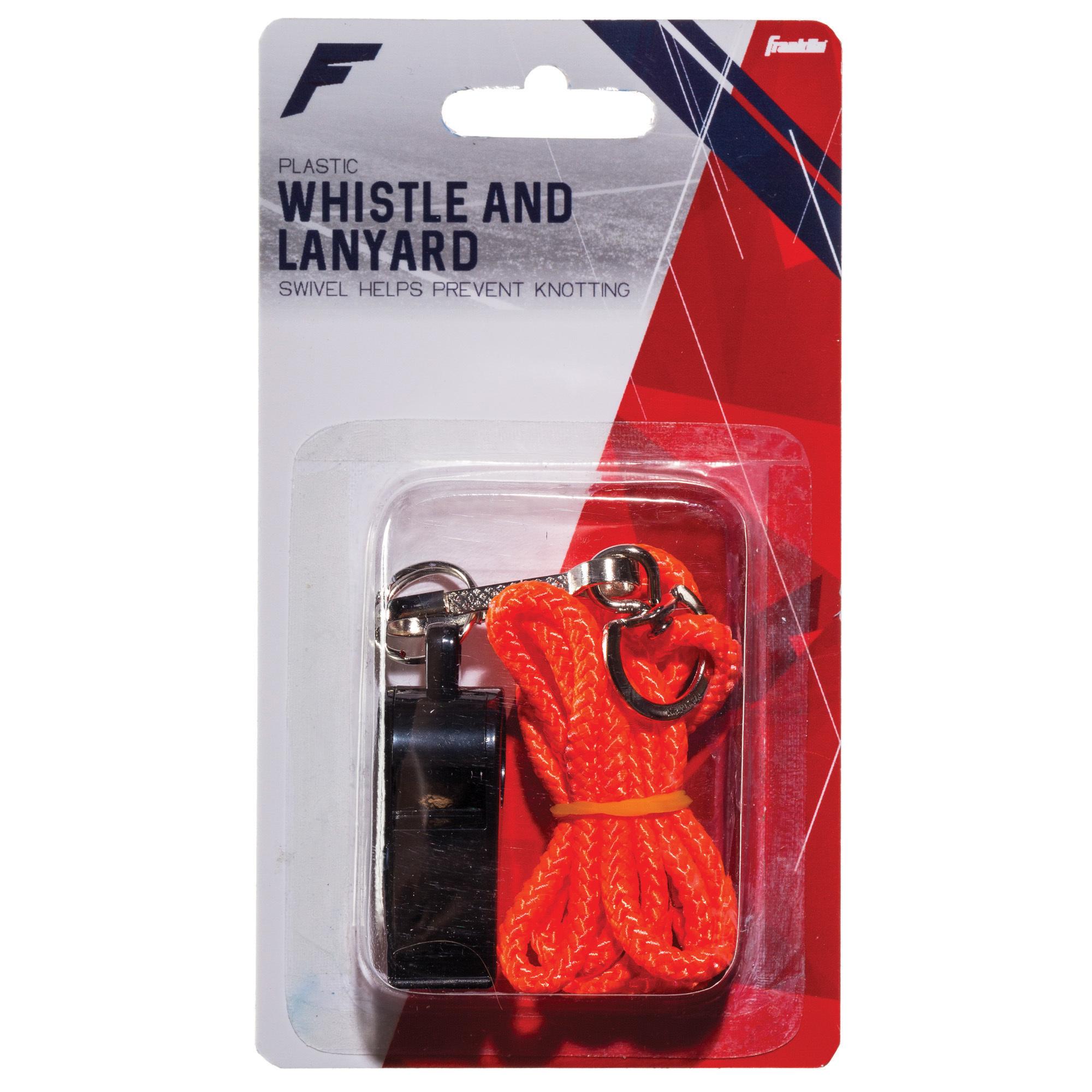 Franklin 3134 Plastic Whistler w/ Lanyard