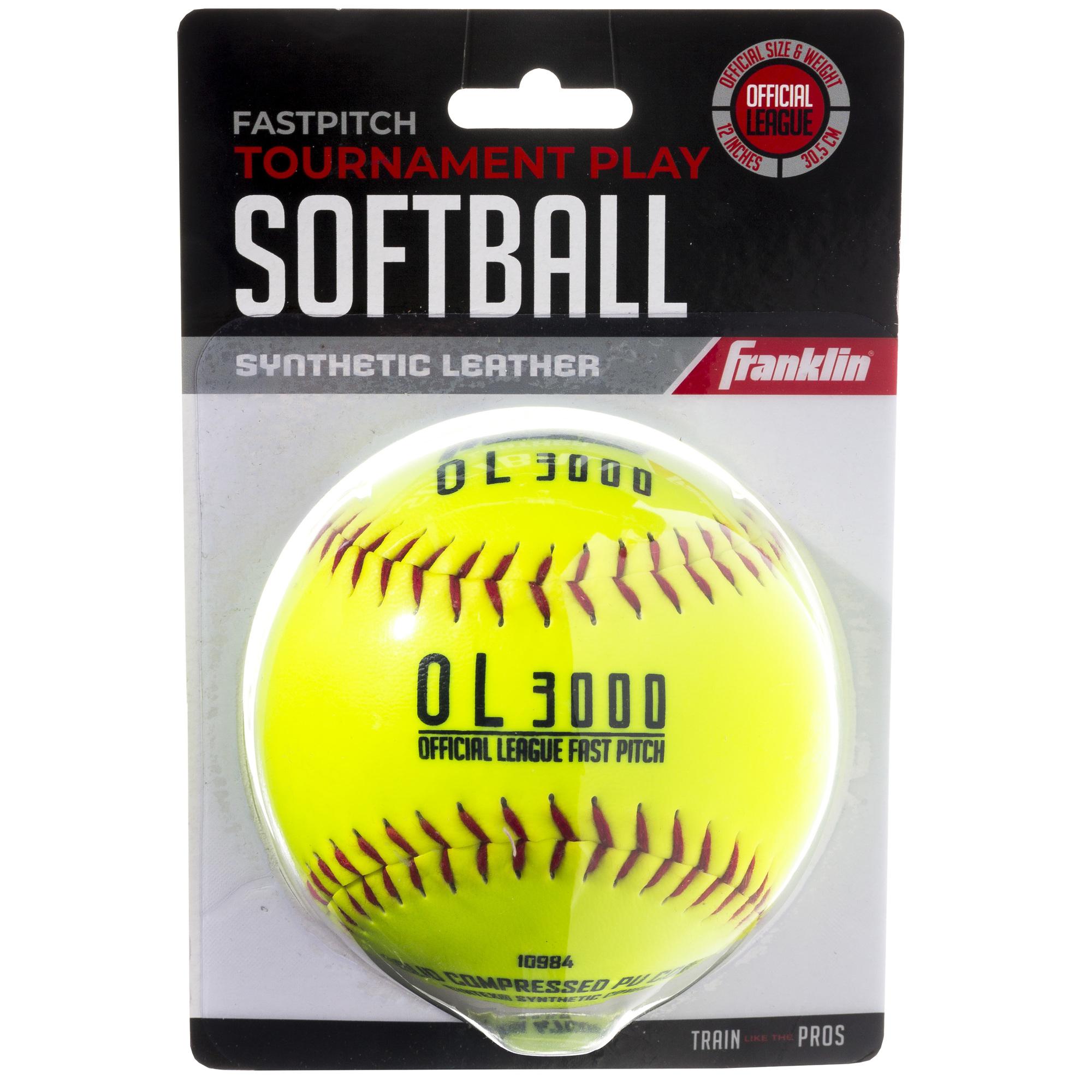 Franklin 10983 Softball-Slow Pitch Tournament