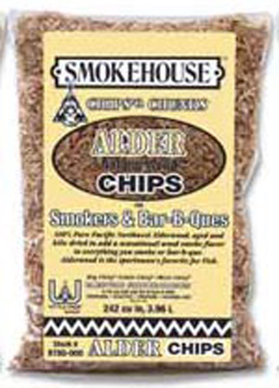 Smokehouse 9780-000-0000 Wood Chips 1.75 Lb Bag Alder
