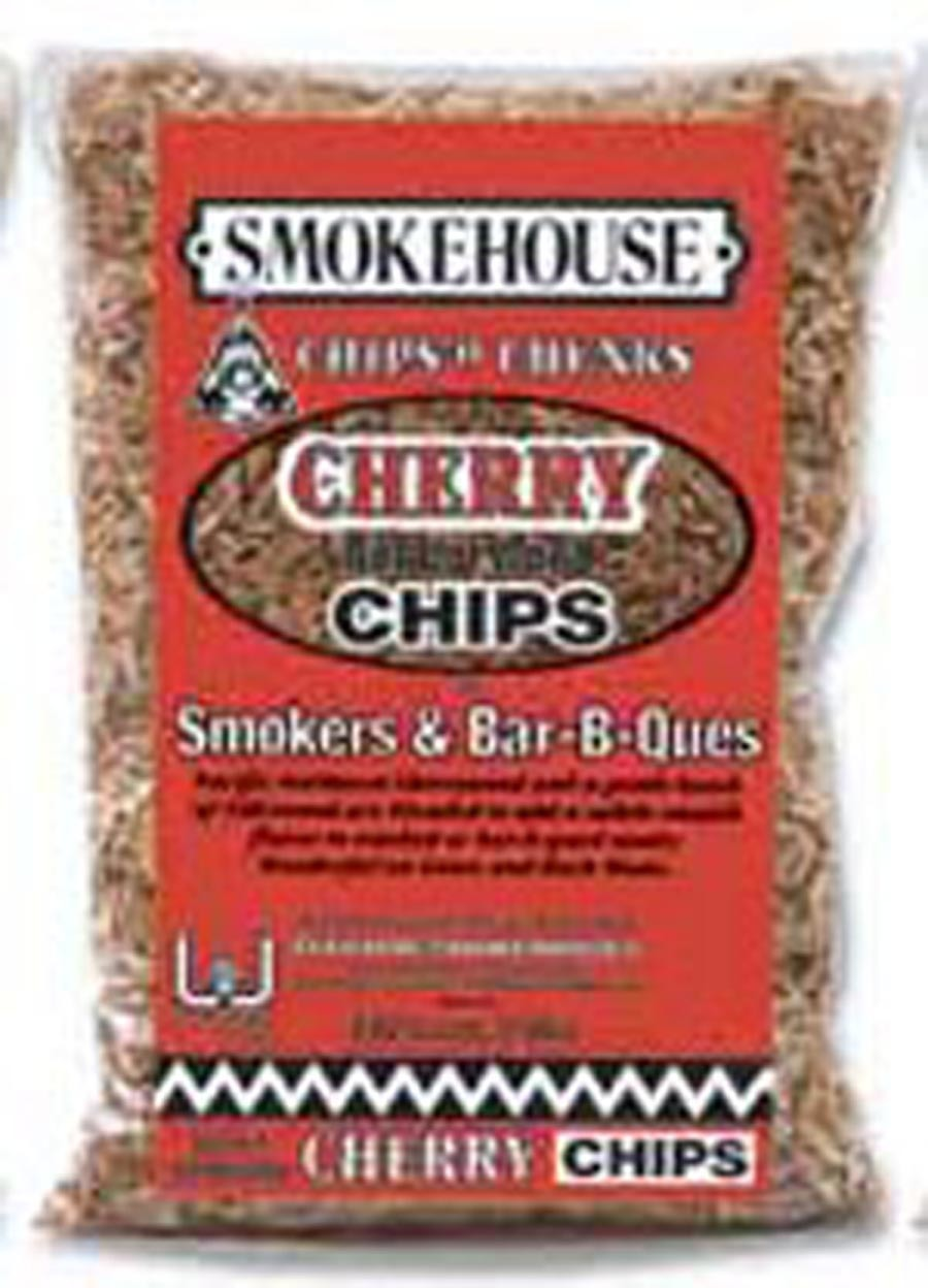 Smokehouse 9790-000-0000 Wood Chips 1.75 Lb Bag Cherry