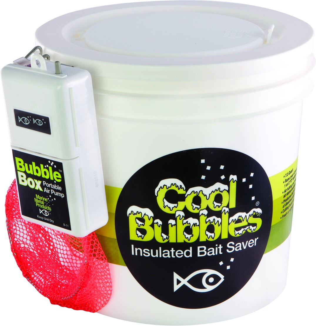 Marine Metal Cool Bubbles 8 Qt Insulated B-11 Pump
