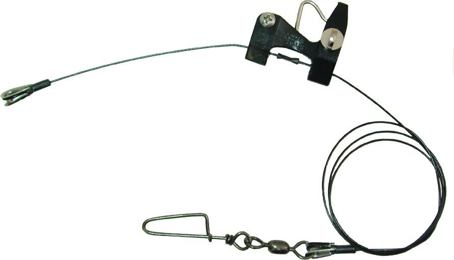 Black Marine RC90 Downrigger Release Clip Assembly Blk