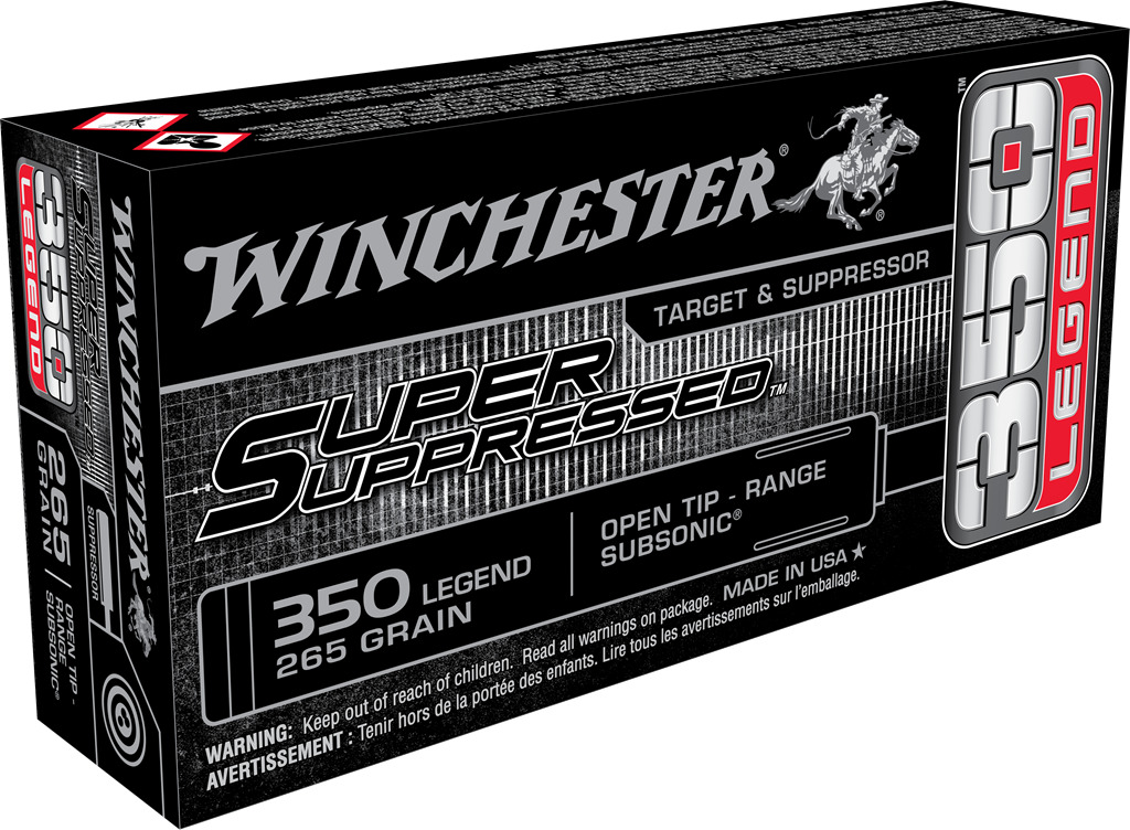 WIN SUP350       350LEG SP SUPPRESSED 255OT  20/10