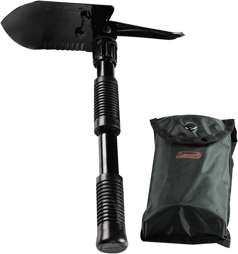 Coleman 2000016390 Shovel/Pick Folding