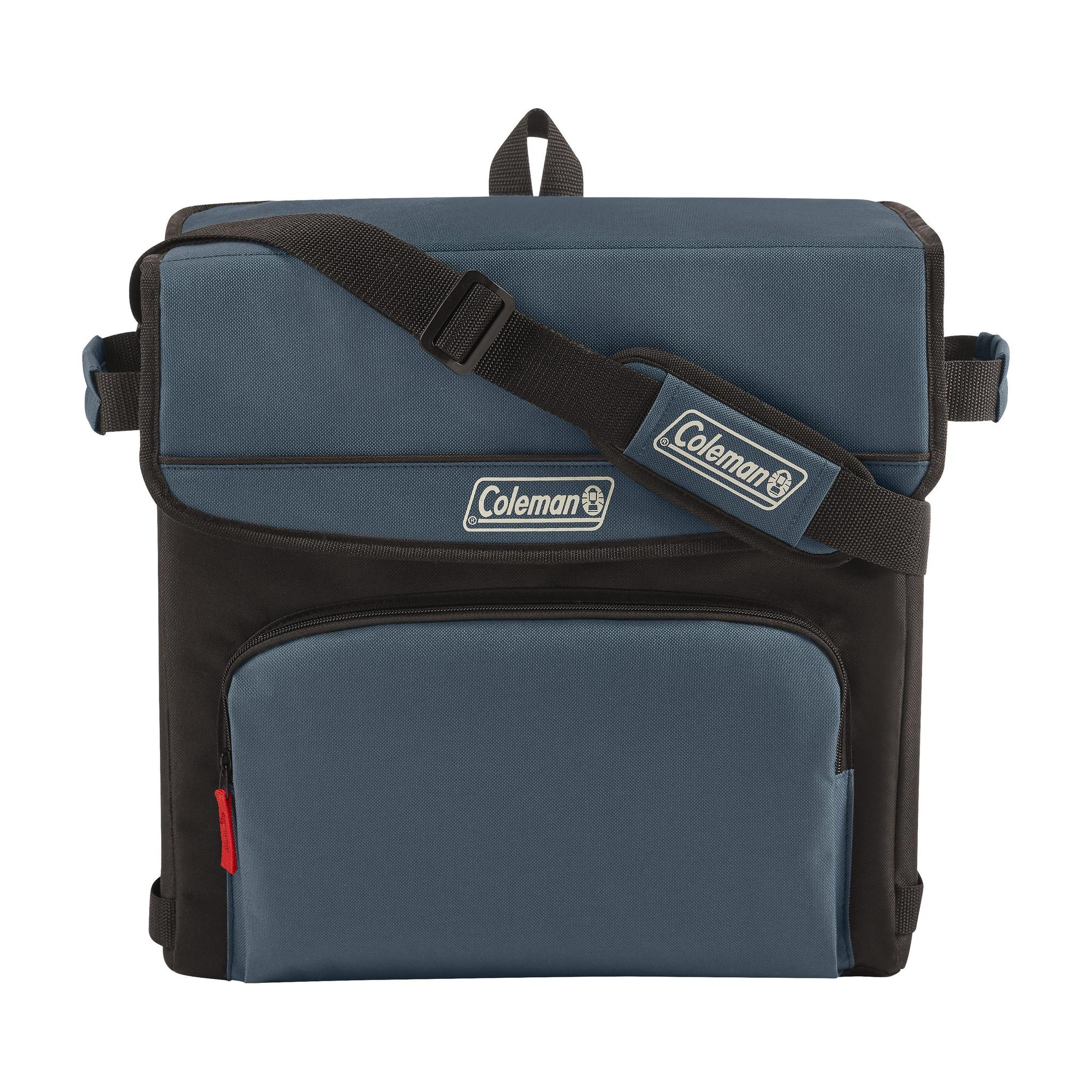 Coleman 2000033937 Cooler Soft 54 Can Collapse Slate