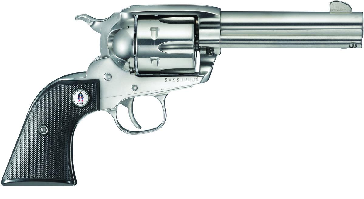 Ruger 5133-PR Vaquero SASS Revolvers (Pr) 357 MAG, 4.62 in