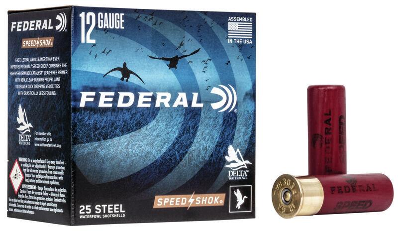 Federal WF142SD4 Speed-Shok Sea Duck 12 Gauge 3