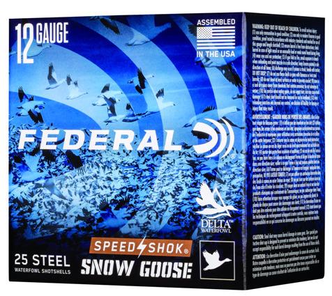 Federal WF142SG2 Speed-Shok Snow Goose 12 Gauge 3