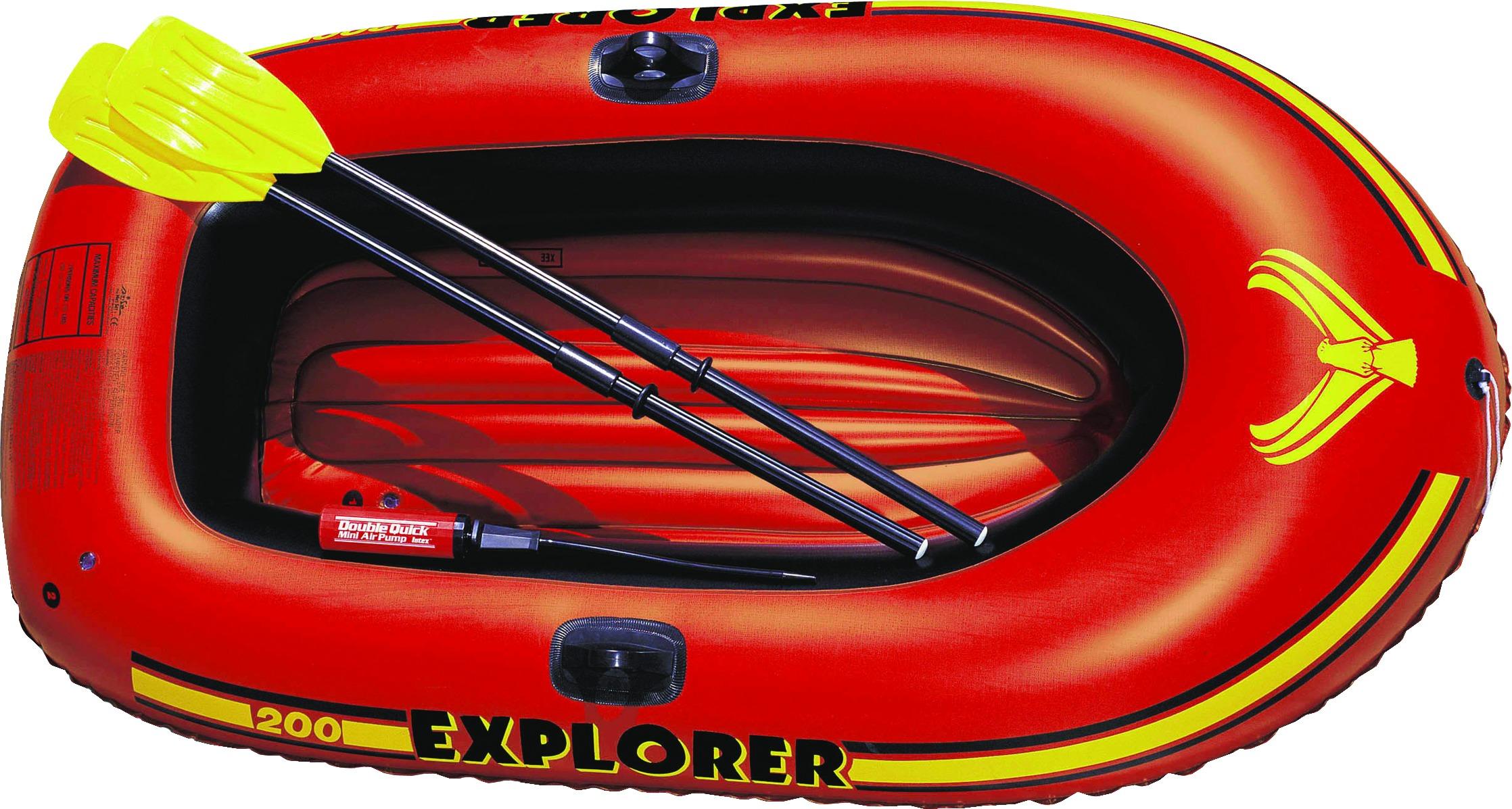 Intex 58331EP Boat Explorer 200 Set 73