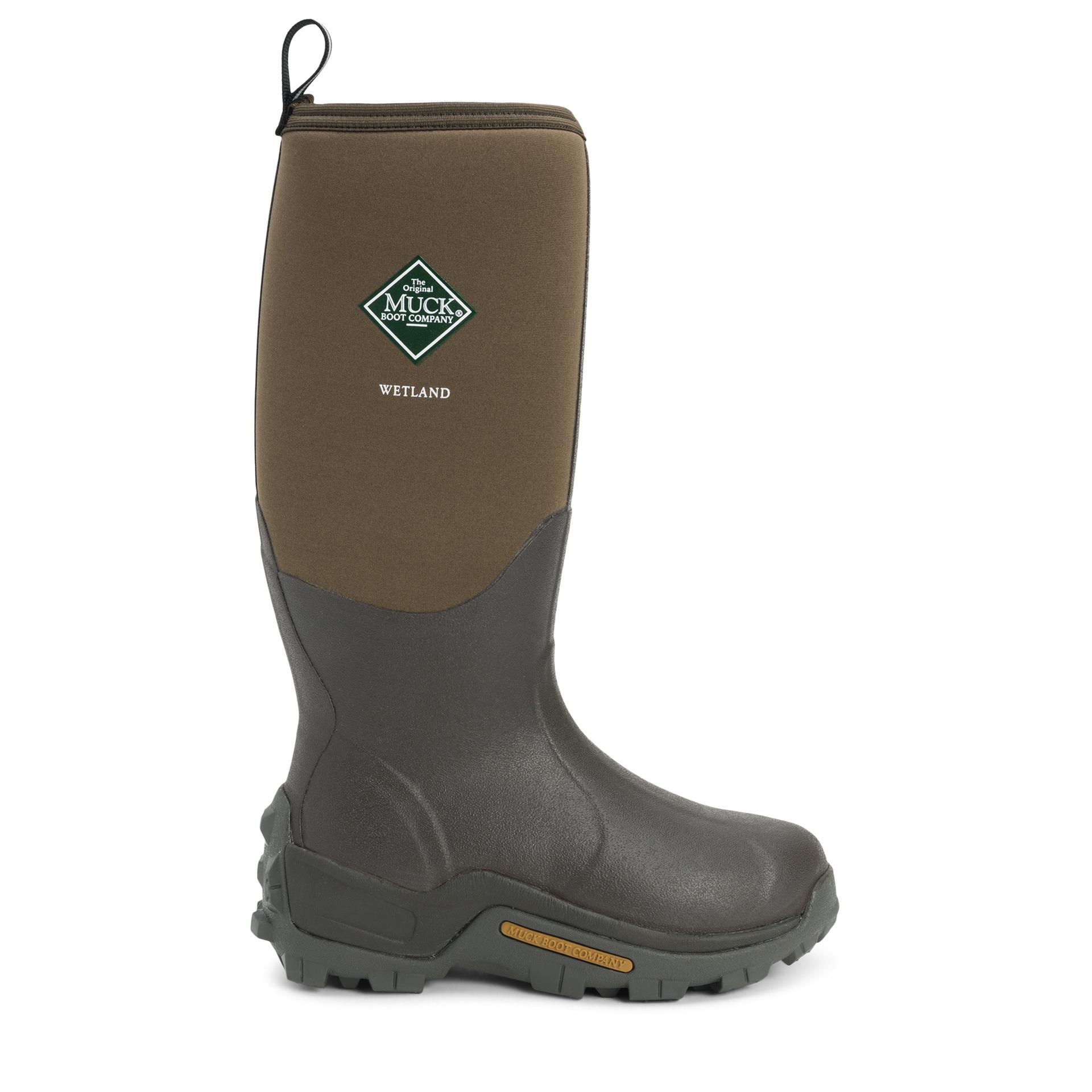 Muck Wetland Boot  <br>  Tan 10