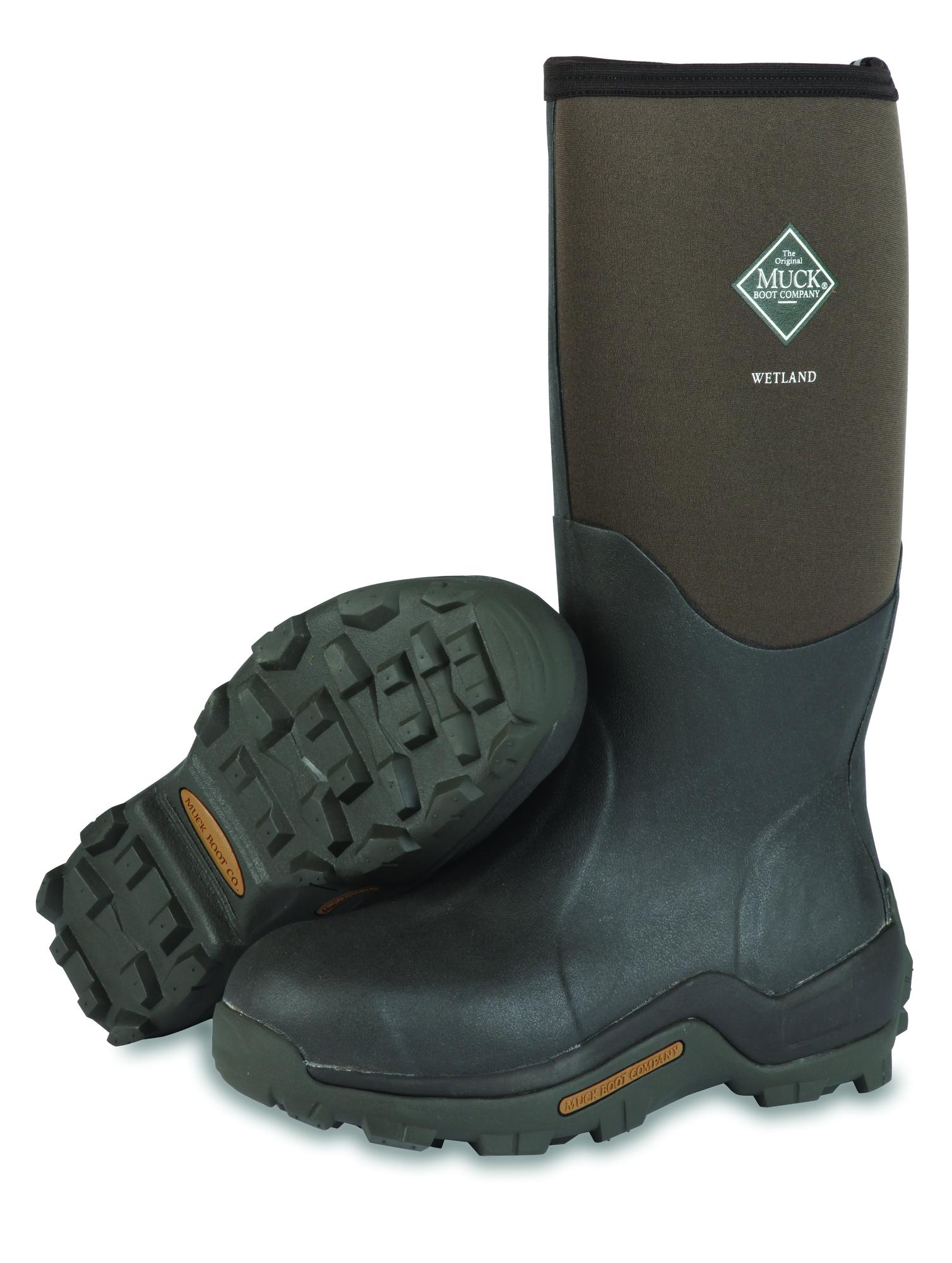 Muck Wetland Boot  <br>  Tan 8