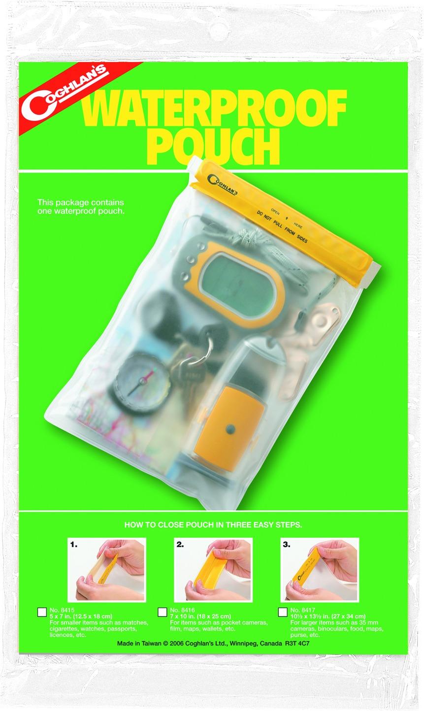 Coghlans 8415 Waterproof Pouch 5