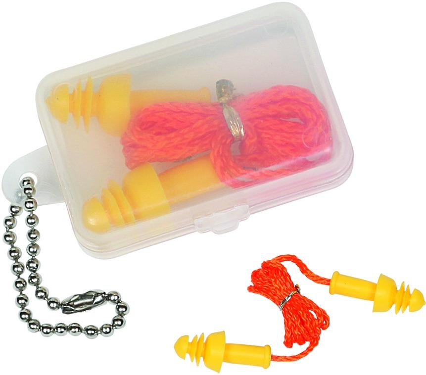 Allen 2293 Ear Plug Deluxe w/Cord In Case