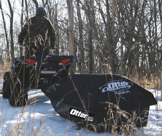 Otter 200025 Small Ultra Wide Cover Fits Pro & Wild Sleds