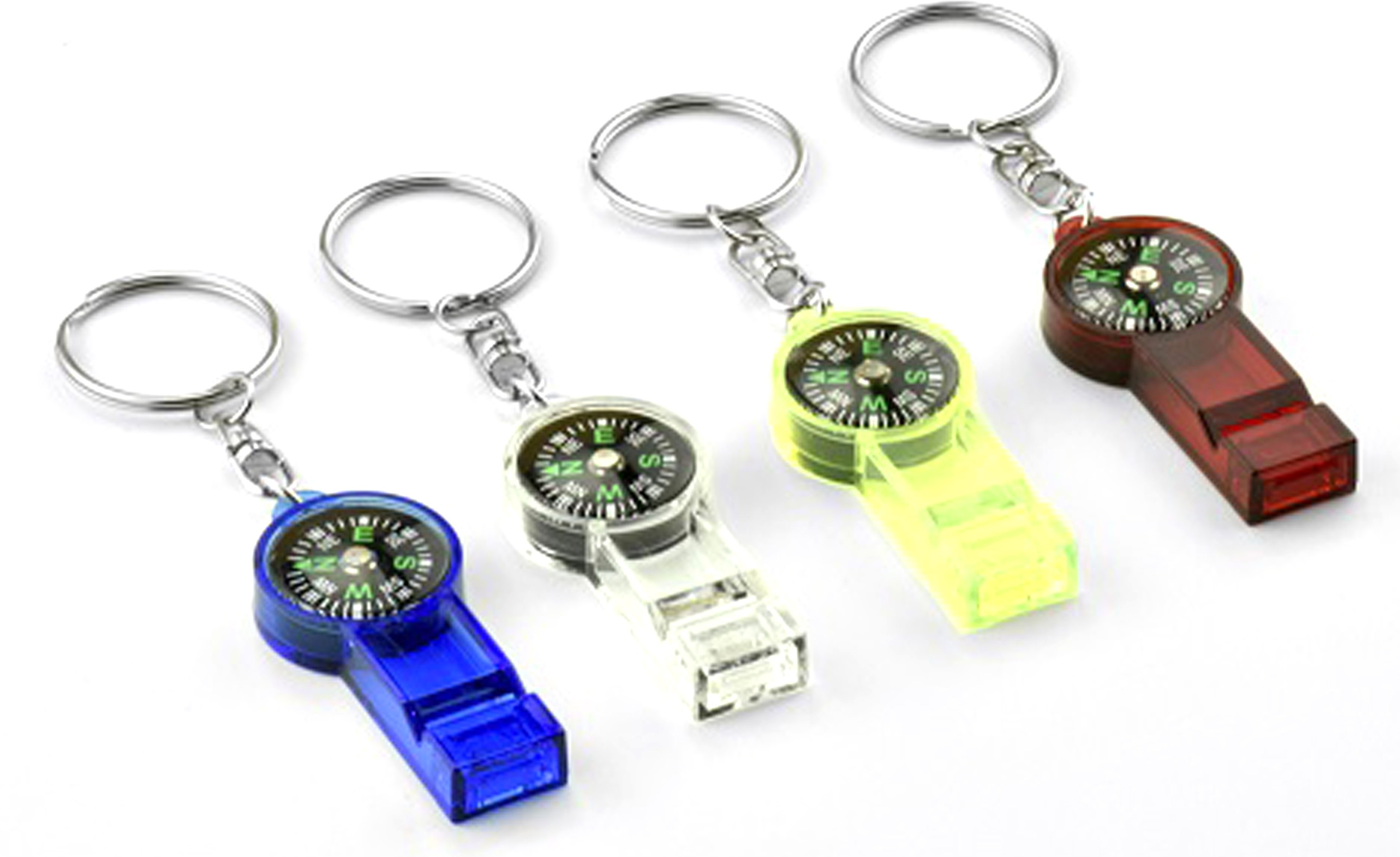 Anglers Choice R6-COMW Compass/ Whistle-REFILL