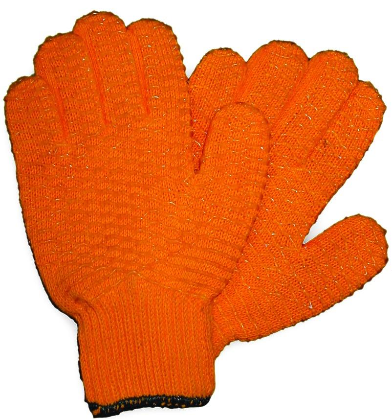 Promar GL-XL Rubber Glove Org XL
