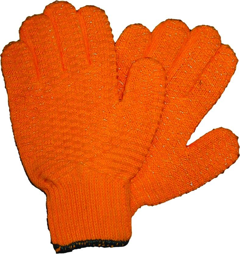 Promar GL-L Rubber Glove Org L