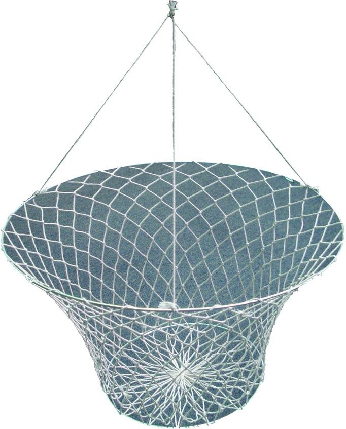 Promar NE-111 Cotton Crab/Crwfsh Net Eclipse Hoop