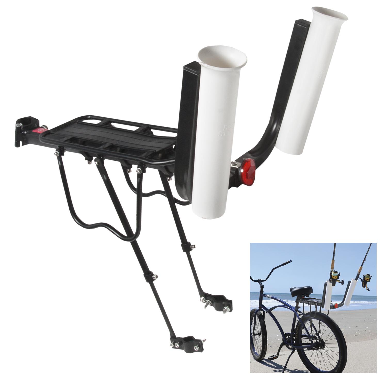 Sea Striker CAL-BRRK Sea Striker Bicycle Rack with Rod holder
