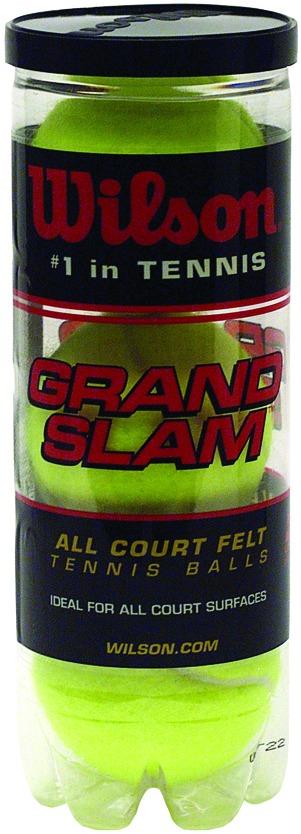 Wilson WRTT1043 WRT1043 Grand Slam Tennis Balls 3Pk