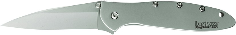 Kershaw 1660X Leek Assisted Opening Folding Knife, 3