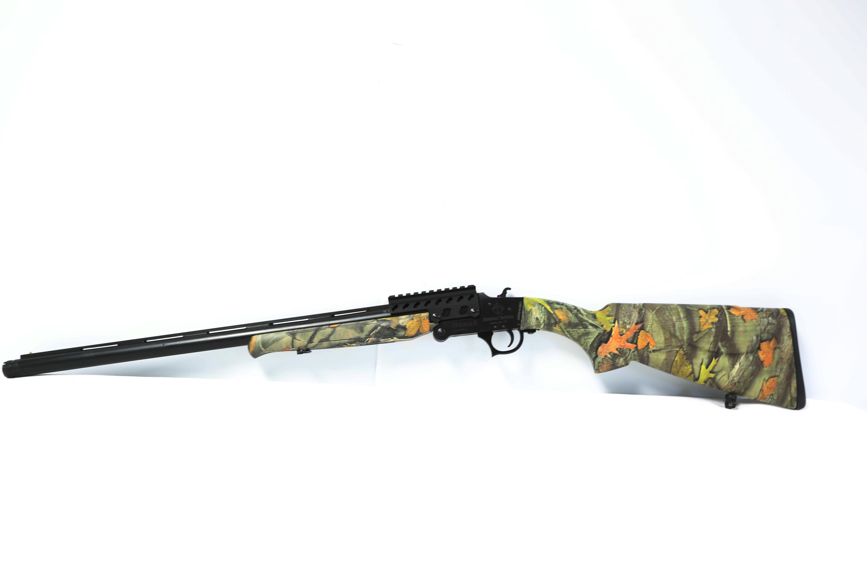ATI Nomad Shotgun  <br>  20 ga. 23 in. Synthetic Camo 3 in.