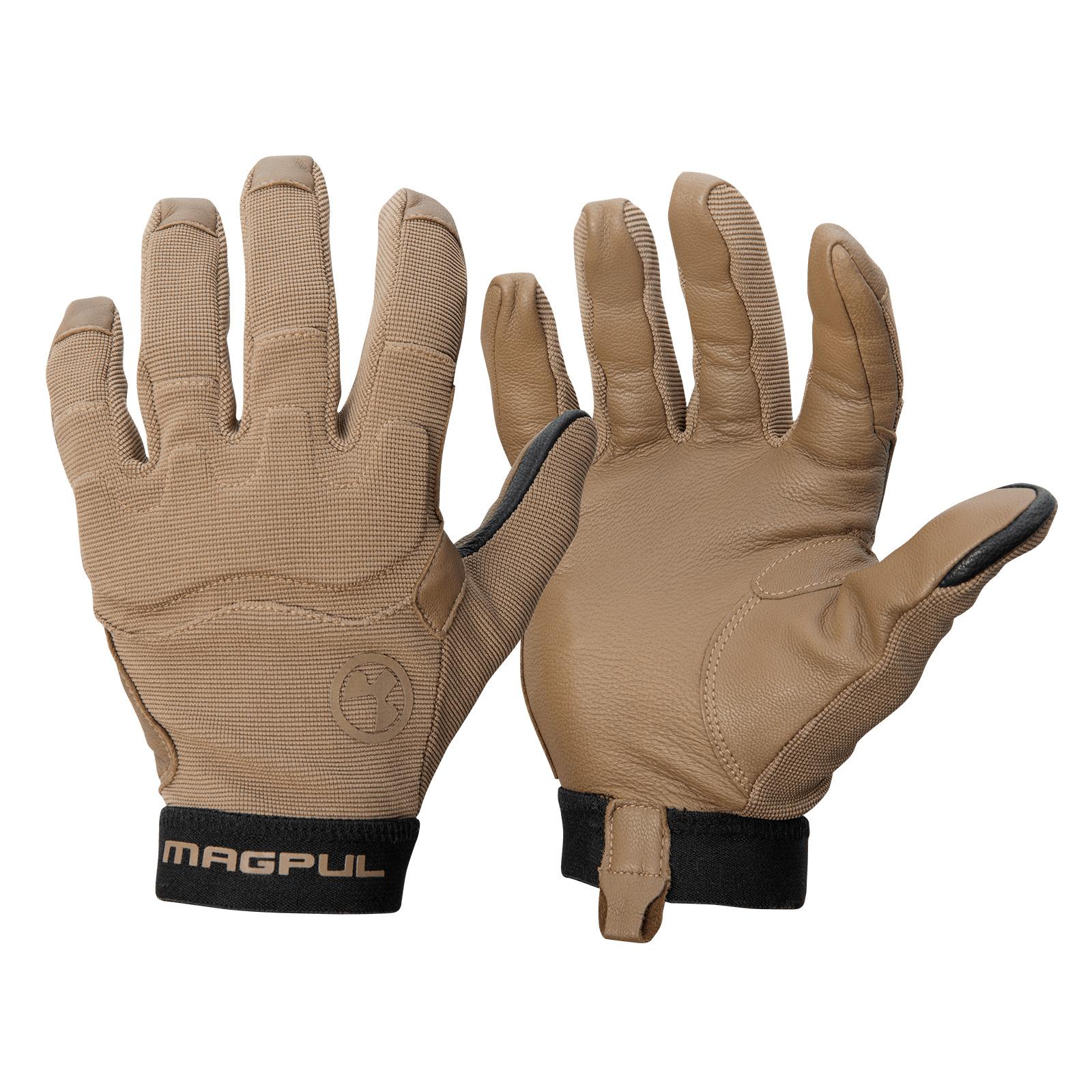 Magpul MAG1015-251 Patrol Glove 2.0 Medium Coyote