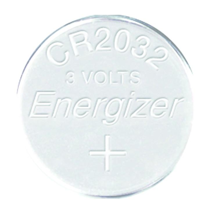 Energizer ECR2032BP Lithium Coin Battery CR2032 3Volt