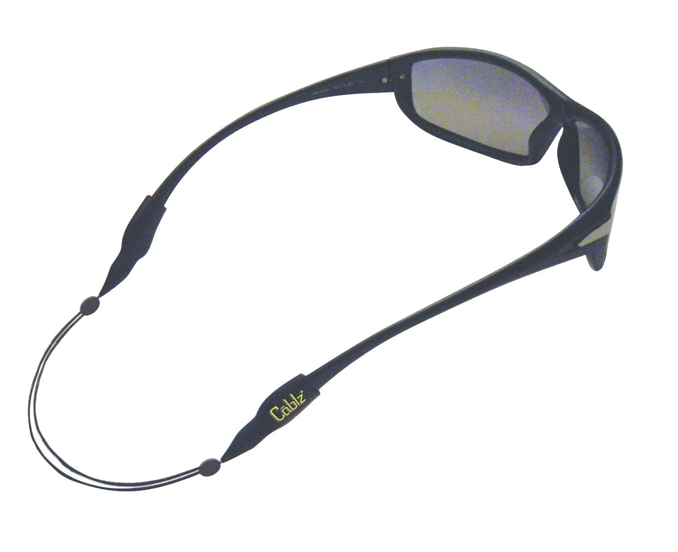 Cablz ZIPZB14 Adjustable Eyewear Holder 14