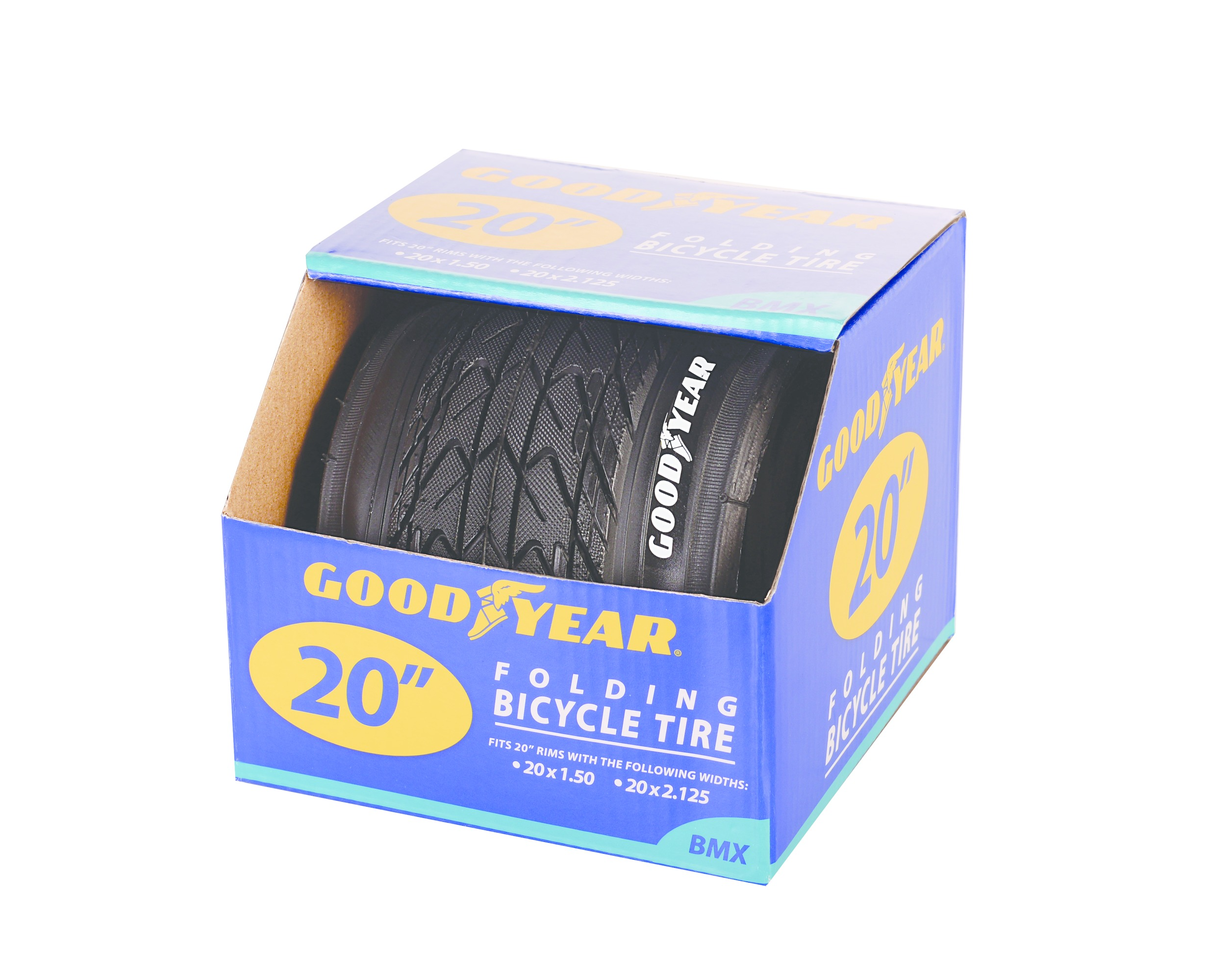 Goodyear 91055 Black BMX Bicycle Tire 20