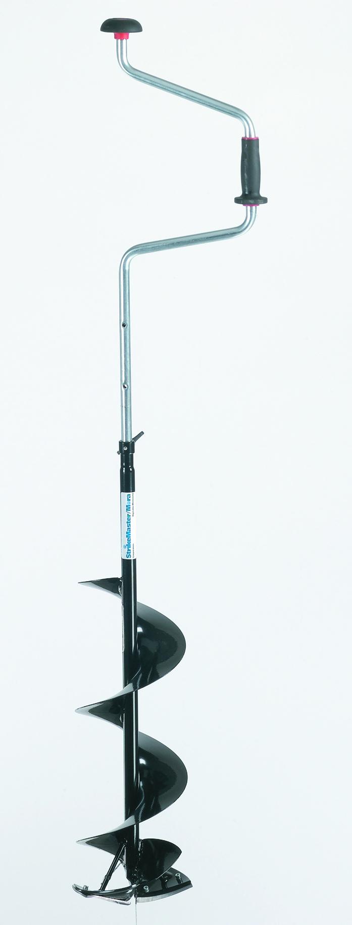 StrikeMaster LD-8 Lazer 2pc Hand Ice Auger 8