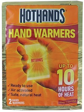 HOTHANDS WARMERS HEATMAX GLOVE SIZE 2/PK