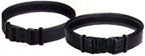 8823 PLN BLK DLX DUTY BELT SM