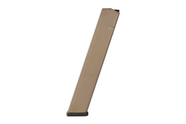 PROMAG FOR GLK 17/19/26 9MM 32RD FDE