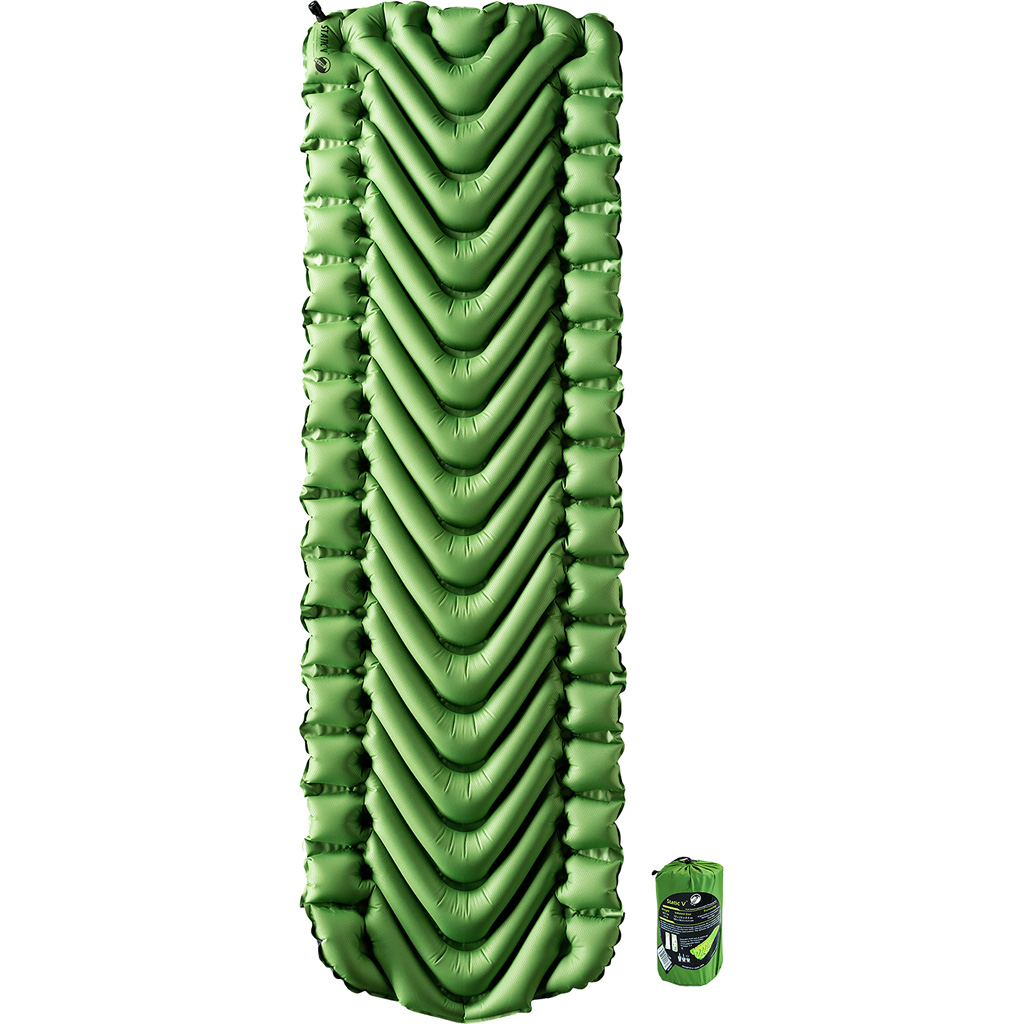 Klymit Static V Sleeping Pad  <br>  Green
