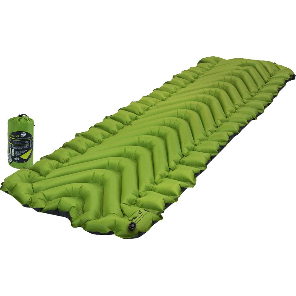 Klymit Static V2 Sleeping Pad  <br>  Light Green