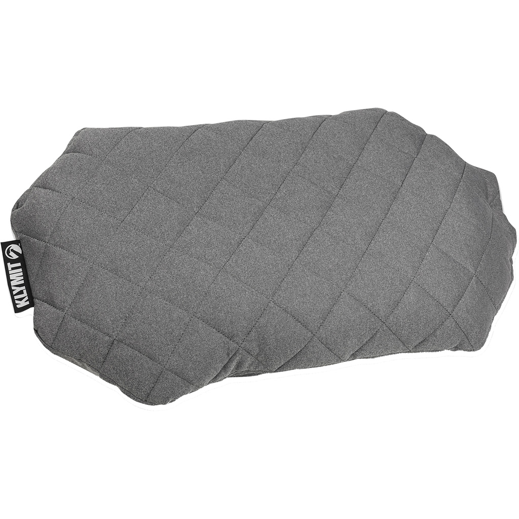Klymit Luxe Pillow  <br>  Grey