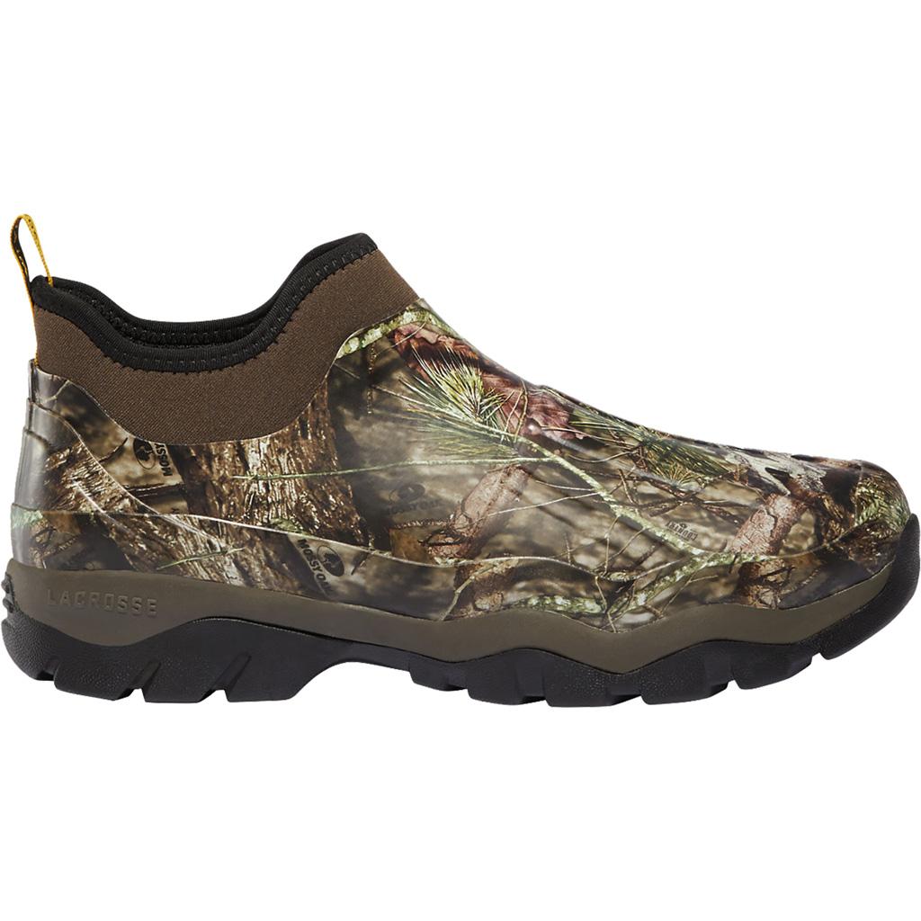 LaCrosse Alpha Muddy Boot  <br>  Mossy Oak 3mm 4.5 in. 10