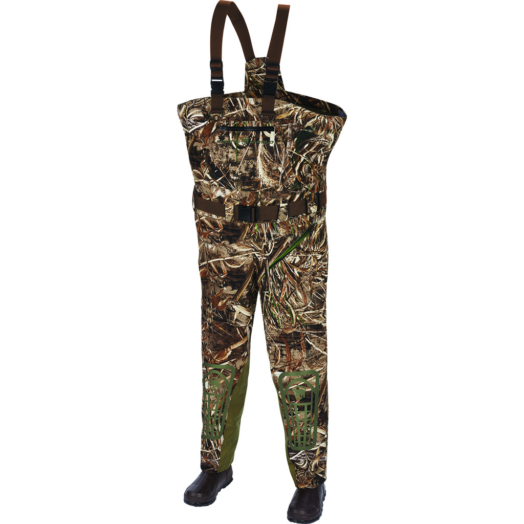 Arctic Shield Heat Echo Select Chest Wader  <br>  Realtree Max 5 Stout 12