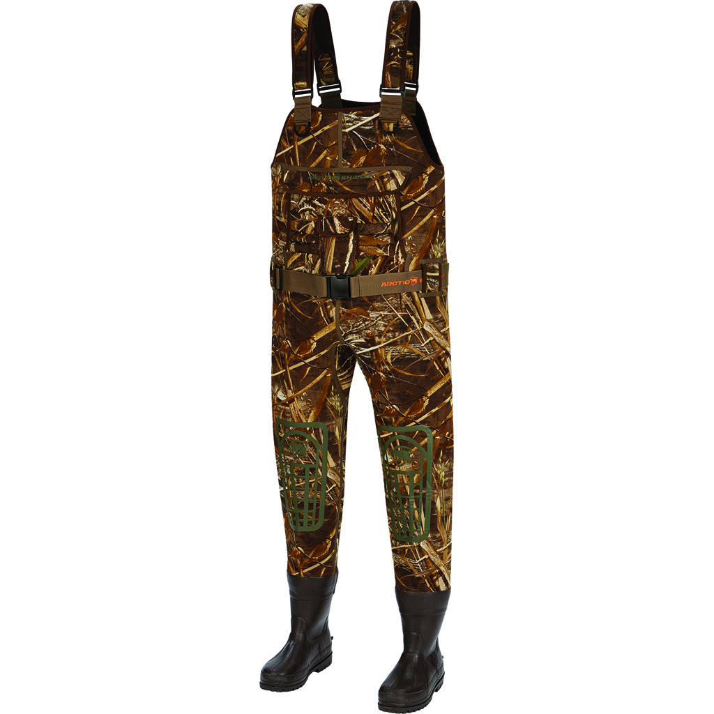 Arctic Shield Neoprene Deluxe Chest Wader  <br>  Realtree Max 5 12