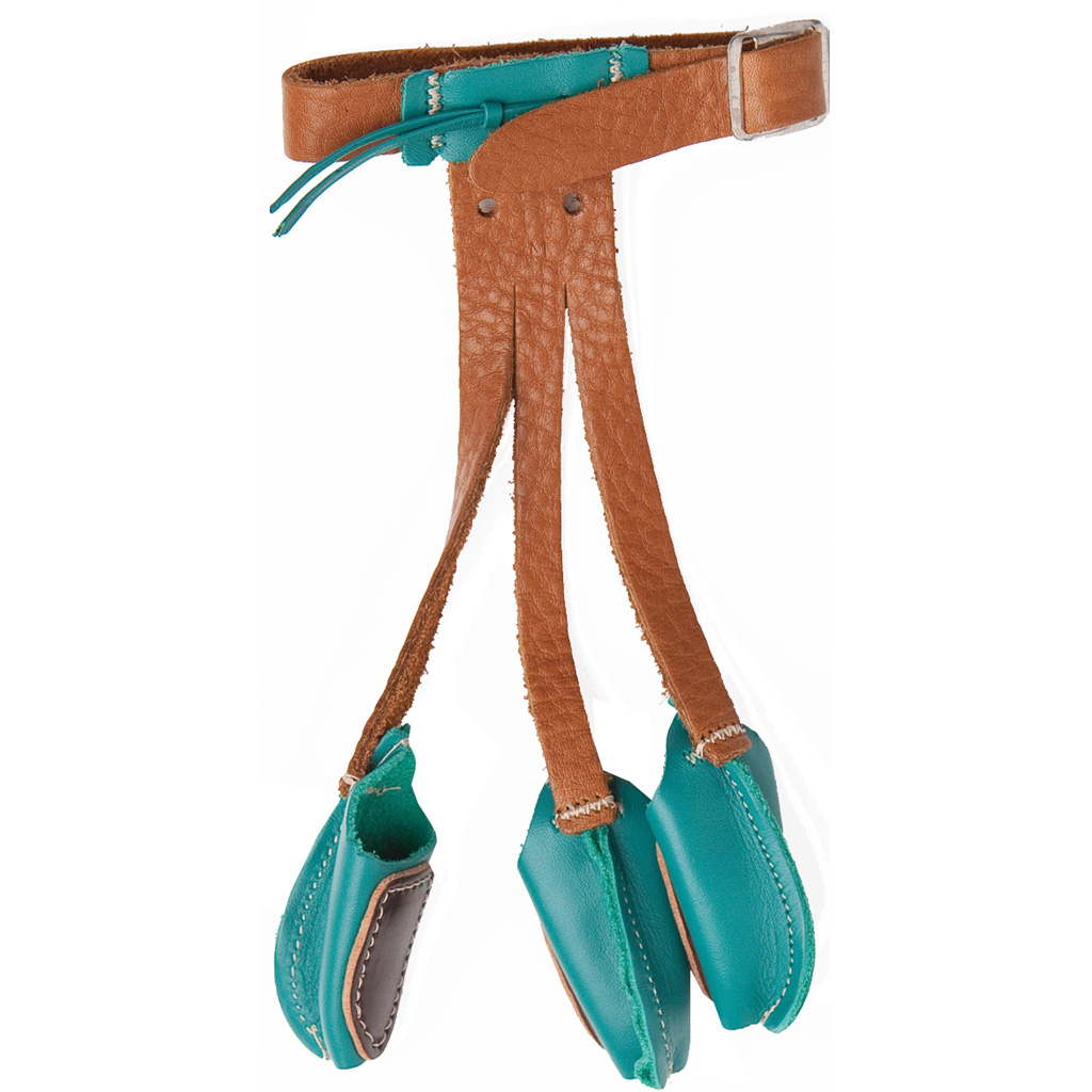 Neet T-G5 Traditional Shooting Glove  <br>  Turquoise Large