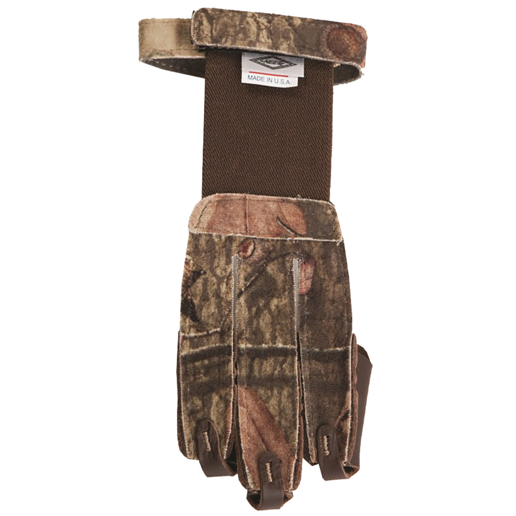 Neet FG-2SC Shooting Glove  <br>  Mossy Oak Small