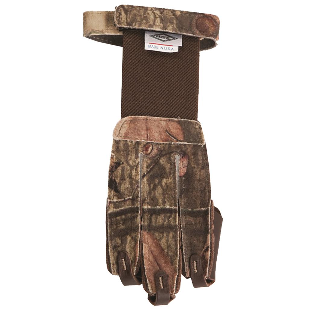 Neet FG-2SC Shooting Glove  <br>  Mossy Oak Large