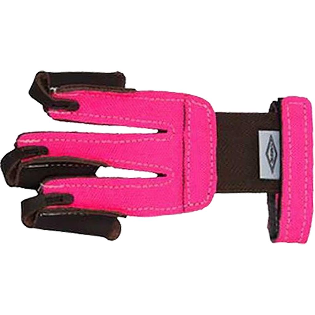 Neet NY-G2-N Youth Shooting Glove  <br>  Neon Pink Regular
