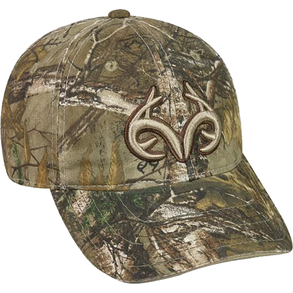 Outdoor Cap Realtree Antler Cap  <br>  Realtree Edge