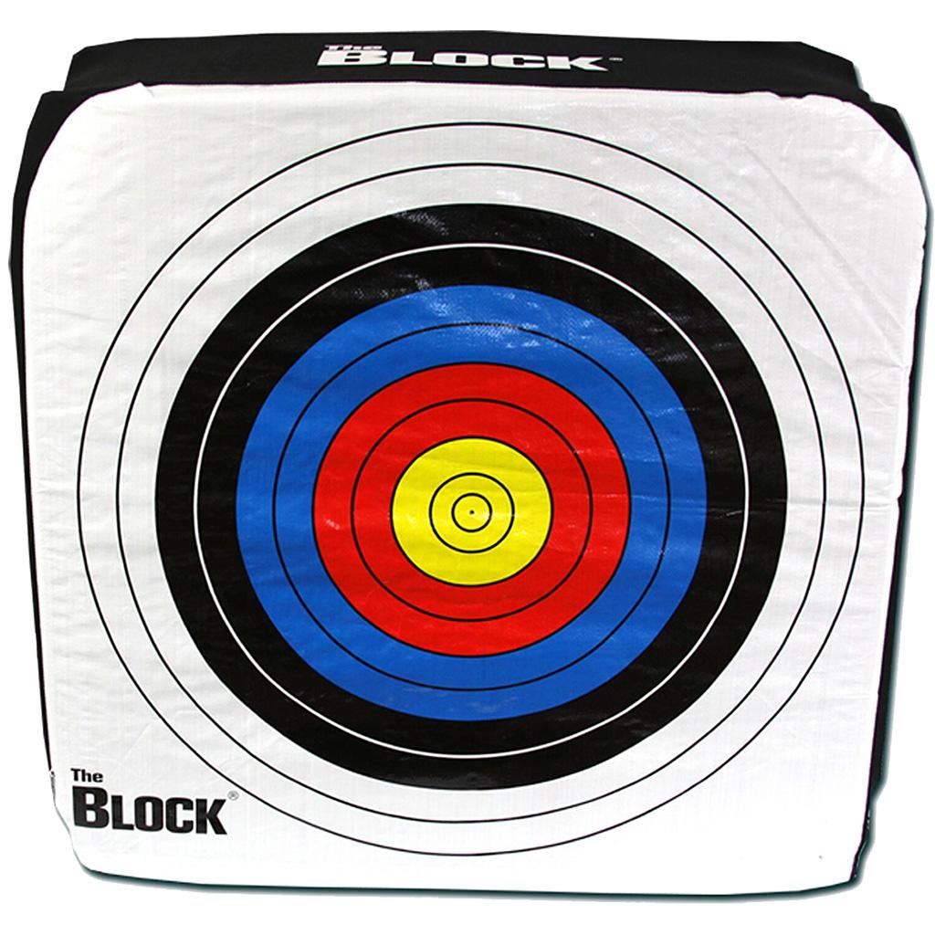 Block Bullseye Target  <br>