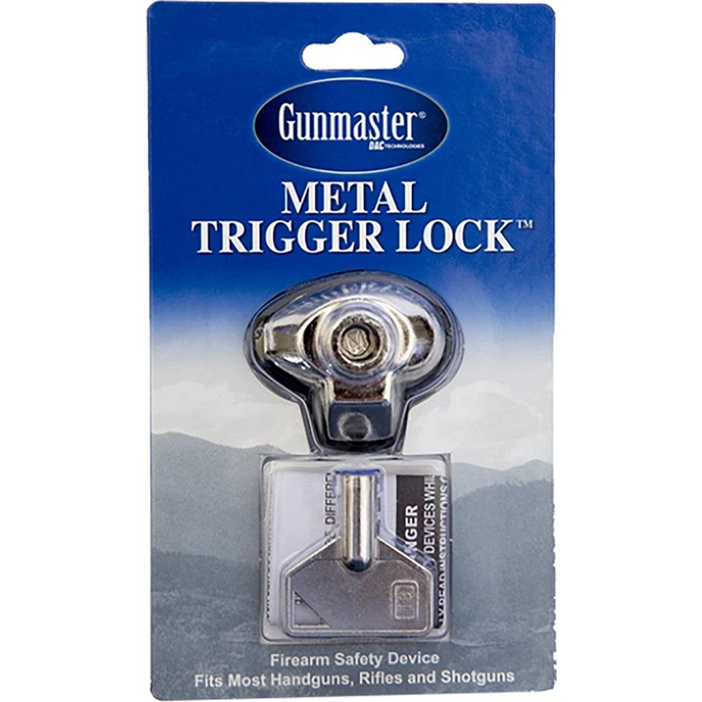 Gunmaster Metal Trigger Lock  <br>  1 pk.