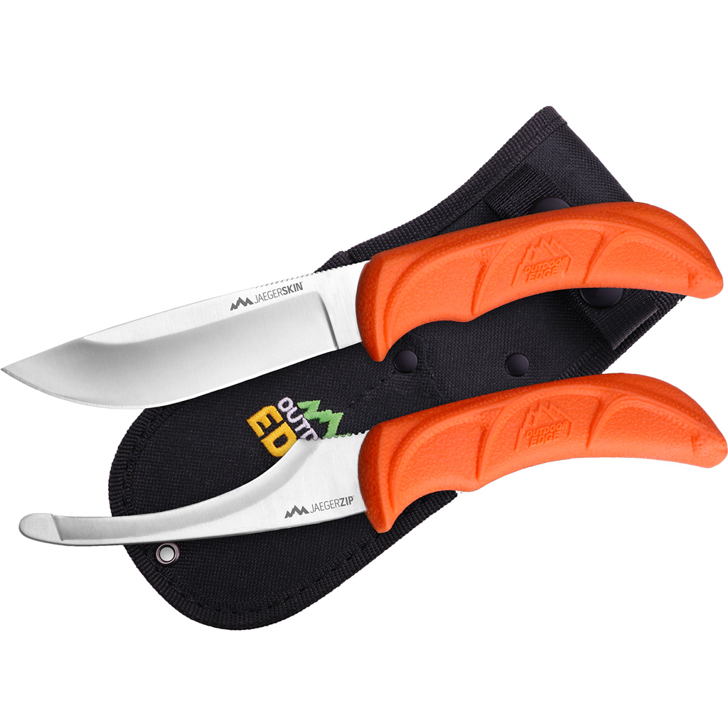 Outdoor Edge Jaegar-Pair Knives  <br>